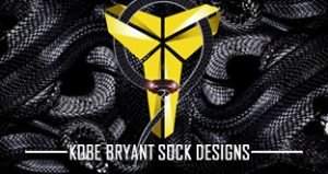 Kobe Bryant Custom Socks