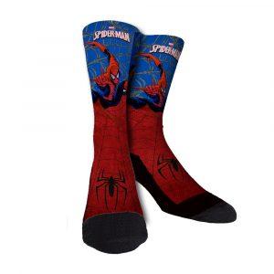 Spiderman Custom Socks