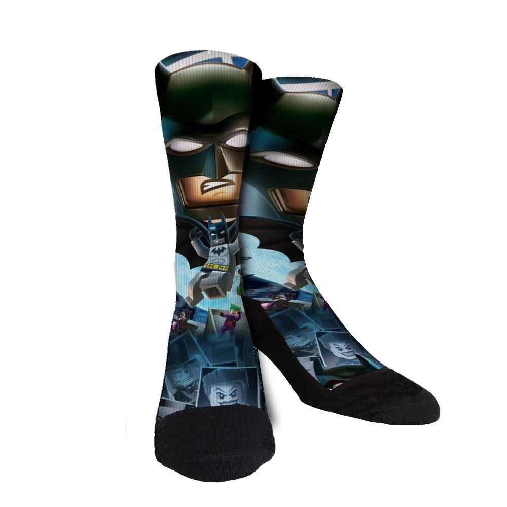 Lego Batman socks