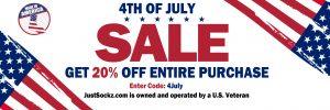 justsockz 4 of july sale