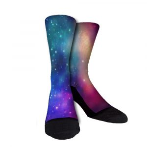 Galaxy One Custom Socks