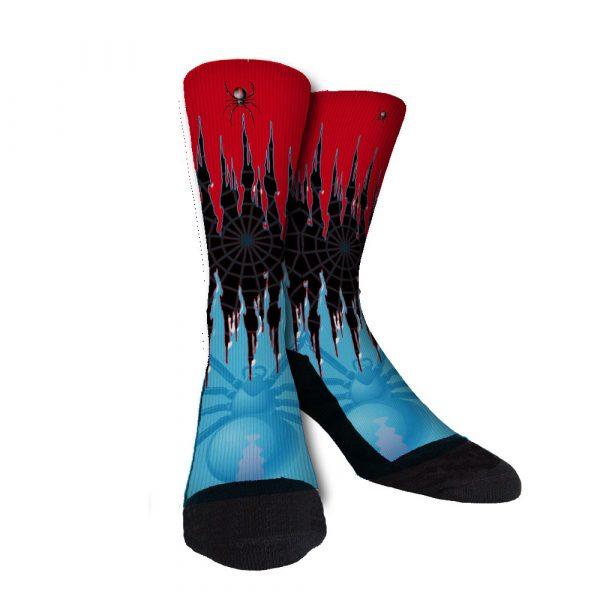 Spiderman Spidey Sense Custom Socks