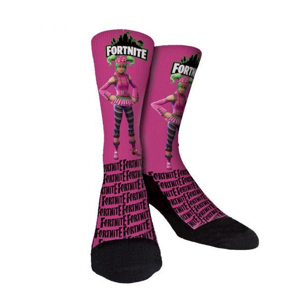 Fortnite Zoey Custom Socks