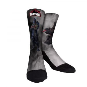Fortnite Black Knight Custom Socks