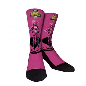 Fortnite Cuddle Custom Socks