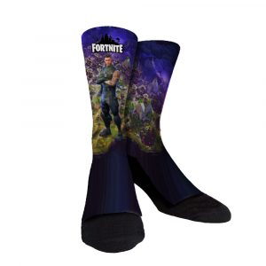 fortnite squad leader custom socks