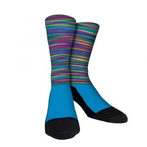 Pro Stripe 8 Custom Socks